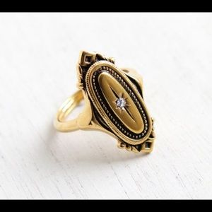 Vintage Gold Tone Avon Ring
